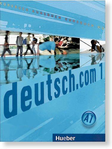 Deutsch.com 1 - Kursbuch cena od 304 Kč