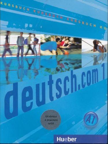 Deutsch.com 1 - Paket - KB + AB Tschechisch mit Audio-CD zum AB cena od 408 Kč
