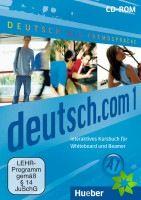 Deutsch.com 1 - Interaktives Kursbuch DVD-ROM cena od 596 Kč