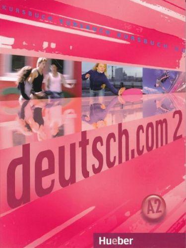 Deutsch.com 2 - Kursbuch cena od 319 Kč
