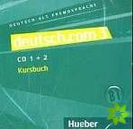 Deutsch.com 3 - Audio-CDs zum Kursbuch cena od 536 Kč