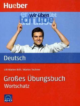 Großes Übungsbuch Deutsch - Wortschatz cena od 476 Kč