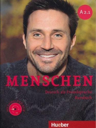 Menschen A2/1 - Kursbuch mit DVD-ROM cena od 172 Kč