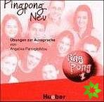Pingpong neu 1 - Audio-CD zum Arbeitsbuch cena od 190 Kč