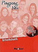 Pingpong neu 1 - Arbeitsbuch cena od 234 Kč