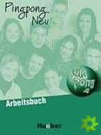 Pingpong neu 2 - Arbeitsbuch cena od 245 Kč