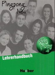 Pingpong neu 2 - Lehrerhandbuch cena od 300 Kč