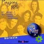 Pingpong neu 3 - 2 Audio-CDs cena od 476 Kč