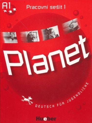 Planet 1 - Tschechisches Arbeitsbuch cena od 245 Kč