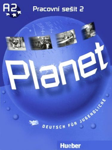 Planet 2 - Tschechisches Arbeitsbuch cena od 240 Kč