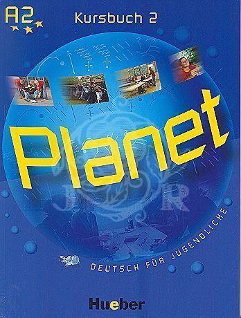 Planet 2 - Kursbuch cena od 316 Kč