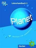 Planet 2 - Lehrerhandbuch cena od 292 Kč