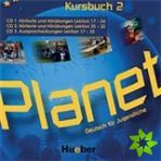 Planet 2 - 3 Audio-CDs cena od 512 Kč