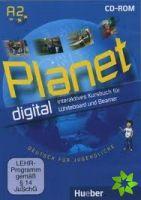 Planet 2 - Interaktives Kursbuch DVD-ROM (SW pro učitele) cena od 608 Kč