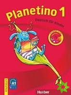 Planetino 1 - Arbeitsbuch mit CD-ROM cena od 288 Kč