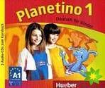Planetino 1 - 3 Audio-CDs cena od 576 Kč