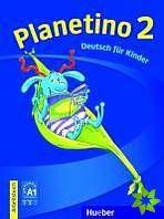 Planetino 2 - Arbeitsbuch cena od 236 Kč