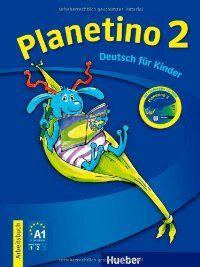 Planetino 2 - Arbeitsbuch mit CD-ROM cena od 286 Kč