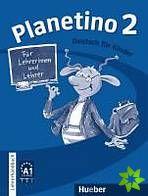 Planetino 2 - Lehrerhandbuch cena od 302 Kč