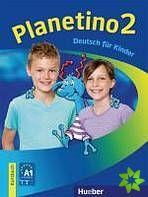 Planetino 2 - Kursbuch cena od 288 Kč