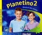 Planetino 2 - 3 Audio-CDs cena od 576 Kč