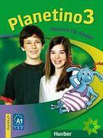 Planetino 3 - Kursbuch cena od 288 Kč