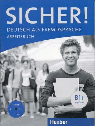 Sicher! B1+ - Arbeitsbuch mit A-CD cena od 260 Kč