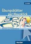 Übungsblätter per Mausklick - CD-ROM cena od 636 Kč