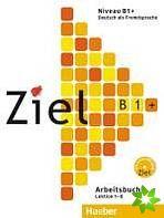 Ziel B1+ - Arbeitsbuch mit Lerner-CD/CD-ROM cena od 239 Kč