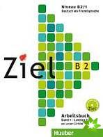 Ziel B2/1 - Arbeitsbuch mit Lerner-CD/CD-ROM cena od 239 Kč