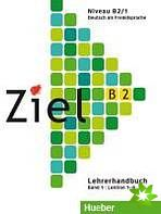 Ziel B2/1 - Lehrerhandbuch cena od 285 Kč