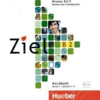 Ziel B2/1 - 2 Audio-CDs zum Kursbuch cena od 430 Kč