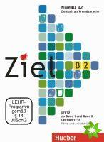 Ziel B2/1 - DVD mit Arbeitsblättern cena od 536 Kč