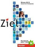 Ziel B2/2 - Kursbuch cena od 240 Kč