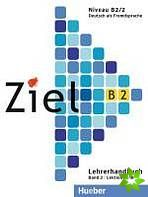 Ziel B2/2 - Lehrerhandbuch cena od 380 Kč