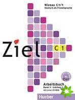 Ziel C1/1 - Arbeitsbuch mit Lerner-CD/CD-ROM cena od 239 Kč