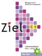 Ziel C1/1 - Lehrerhandbuch cena od 380 Kč