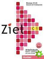 Ziel C1/2 - Arbeitsbuch mit Lerner-CD-ROM cena od 239 Kč