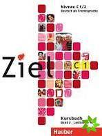 Ziel C1/2 - Kursbuch cena od 240 Kč