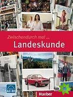 Zwischendurch mal - Landeskunde (A2-B1) cena od 420 Kč