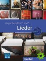 Zwischendurch mal - Lieder + Audio CD (A1-B1) cena od 448 Kč