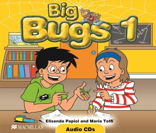 Big Bugs 1 - Audio CD cena od 592 Kč