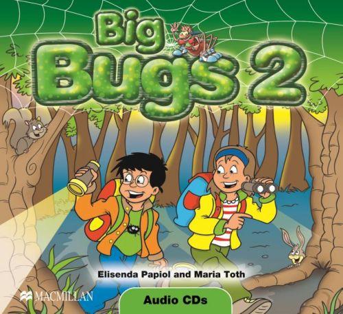 Big Bugs 2 - Audio CD cena od 620 Kč