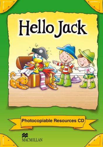 Captain Jack - Hello Jack - Photocopiable CD-ROM cena od 176 Kč