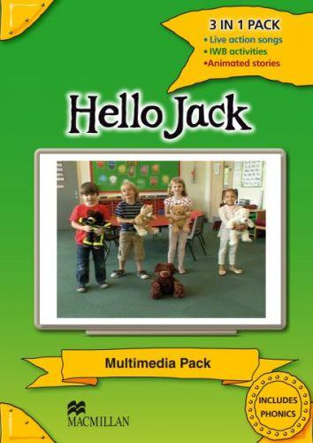 Captain Jack - Hello Jack - DVD-ROM cena od 200 Kč