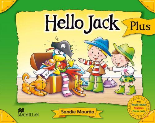 Captain Jack - Hello Jack - Plus Book Pack cena od 312 Kč