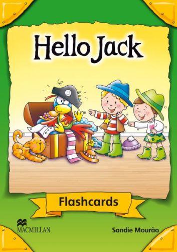 Captain Jack - Hello Jack - Flashcards cena od 396 Kč