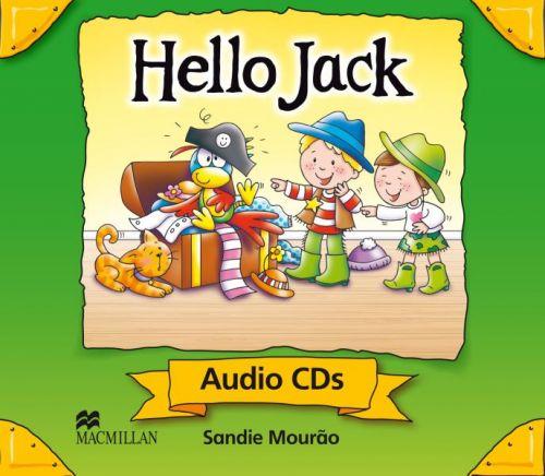 Captain Jack - Hello Jack - Class Audio CD cena od 544 Kč