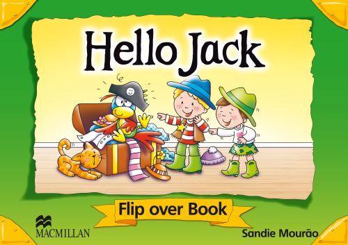 Captain Jack - Hello Jack - Flip over Book cena od 520 Kč