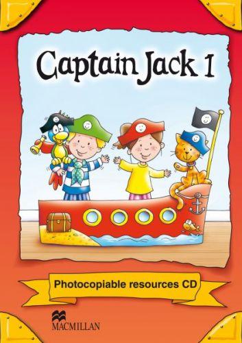 Captain Jack 1 - Photocopiable CD-ROM cena od 176 Kč